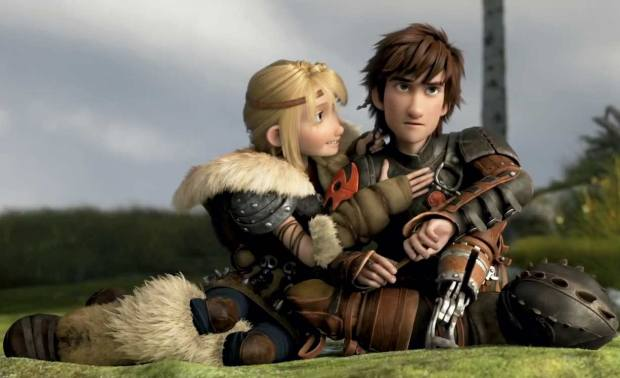 Astrid-Hiccup