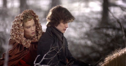 beauty and the beast-la belle et la bete-lea seydoux-louka meliava