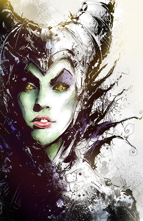 Maleficent Vincet