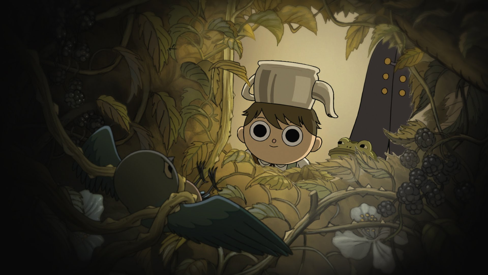 Over The Garden Wall From The Perspective Of An Old Soul