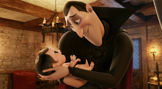 1 dracula_and_baby_mavis_by_rufusmisser-d6gijig