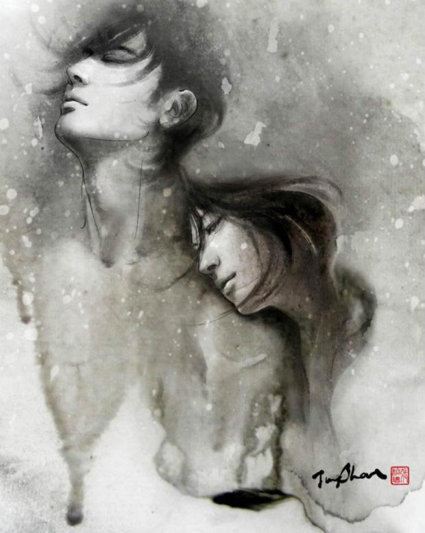 Jung Shan Ink 4