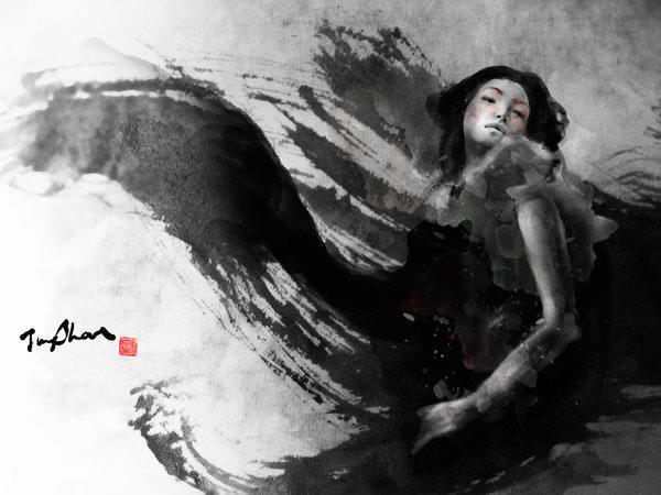 Jung Shan Ink 6