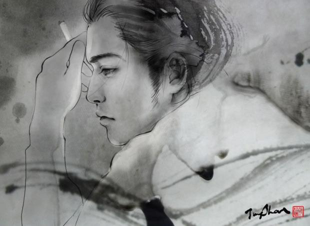 Jungshan Ink 3