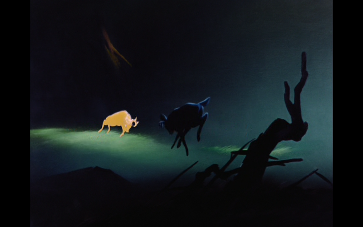 an examination of the nature the movie bambi portrays Spirit: stallion of the cimarron is a powerful and inspirational film the animators truly paid attention and it is evident that they brought real-life horses to the studio for closer examination and influence, just like disney did with 'bambi' and.