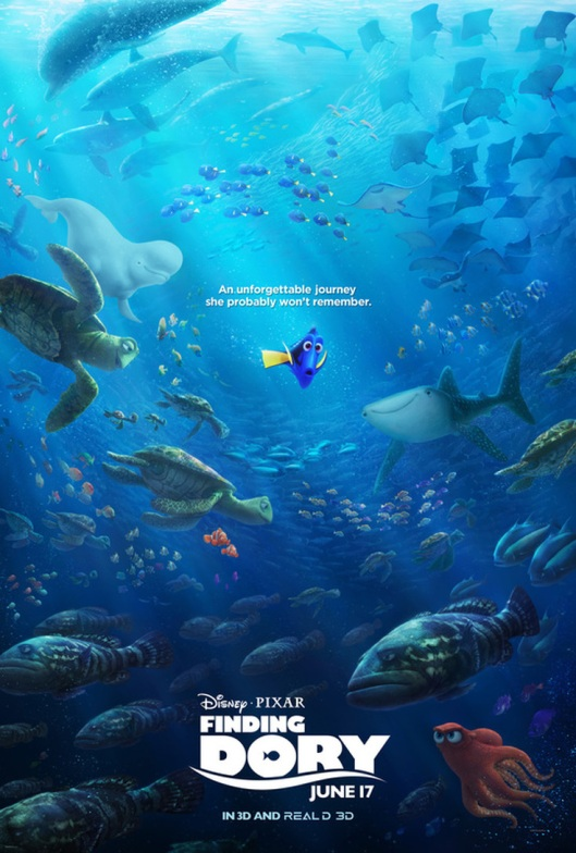 1 Finding Dory 2
