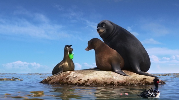 1 Finding Dory 4