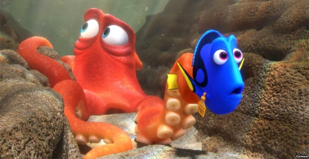 1 Finding Dory 7
