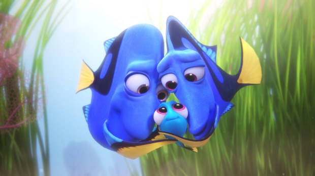 1 Finding Dory