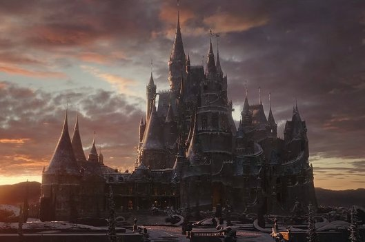 beauty-beast-castle