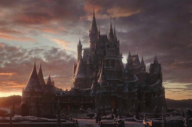 beauty-beast-castle