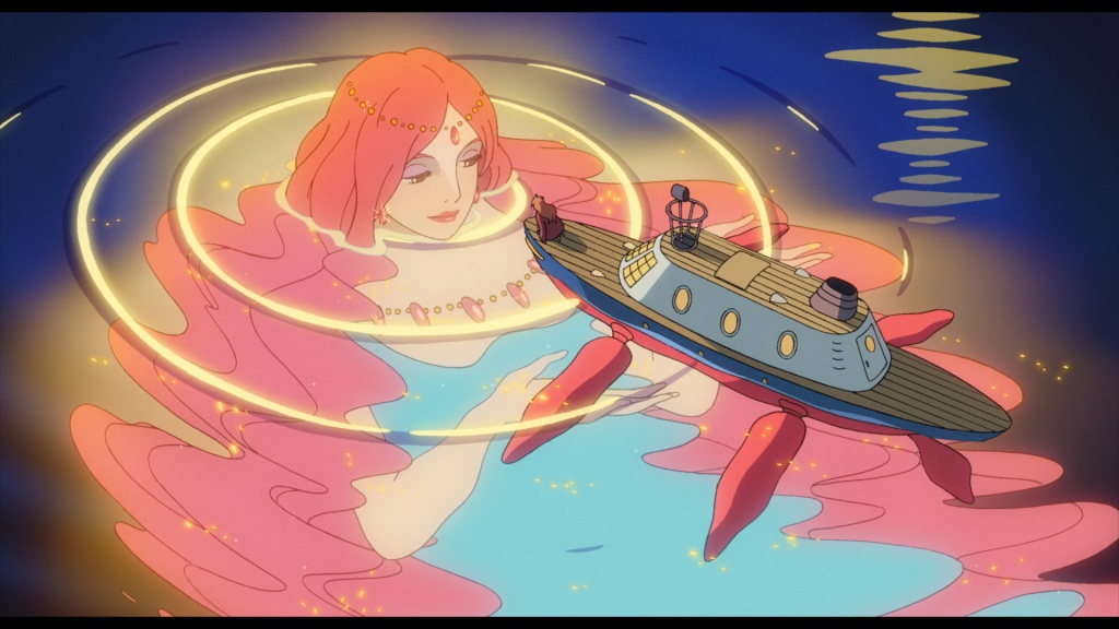 Ponyo From The Perspective Of An Old Soul